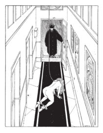 RECENZE komiksu: Moebius - Andelske drapky