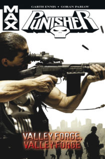 RECENZE komiksu Punisher: Valley Forge, Valley Forge
