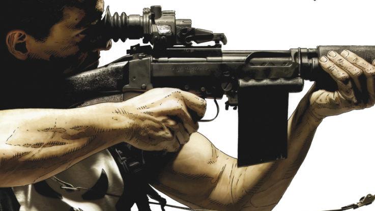 RECENZE komiksu Punisher: Valley Forge, Valley Forge