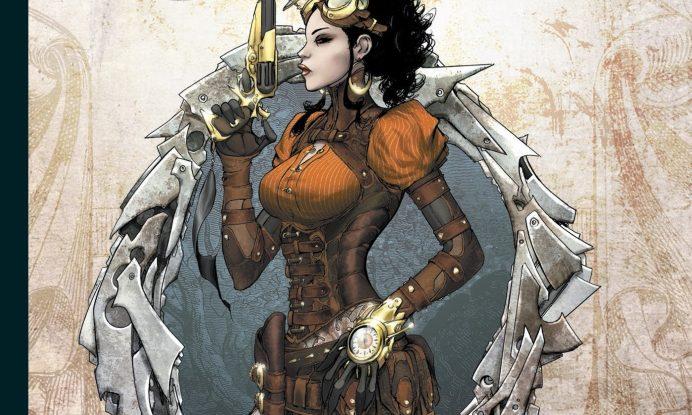 RECENZE komiksu: Joe Benitez - Lady Mechanika