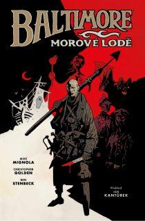RECENZE komiksu Baltimore: Morove lode