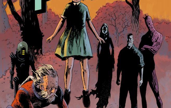 RECENZE komiksu Cerna palice: Tajemstvi pocatku