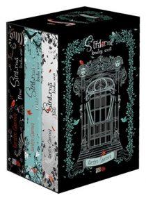 Kerstin Gier: Stříbrné knihy snů