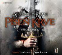 Anthony Ryan: Stín krkavce - Píseň krve, audiokniha