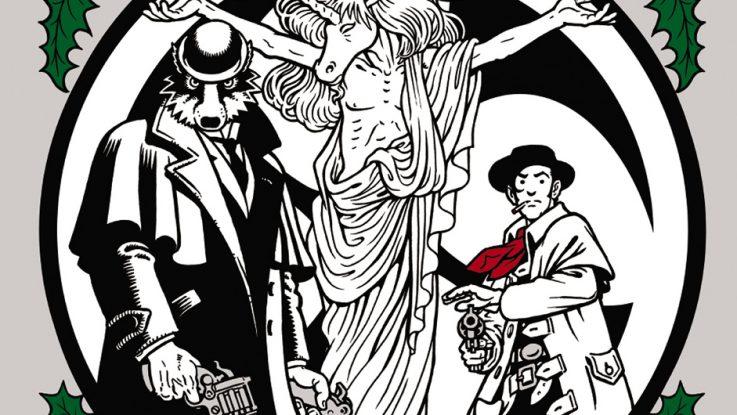 RECENZE komiksů Grandville: Bête Noire a Noël