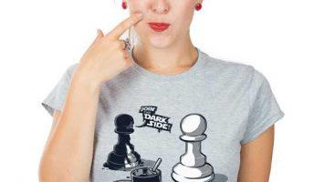 Geekshirts trička s vlastním potiskem