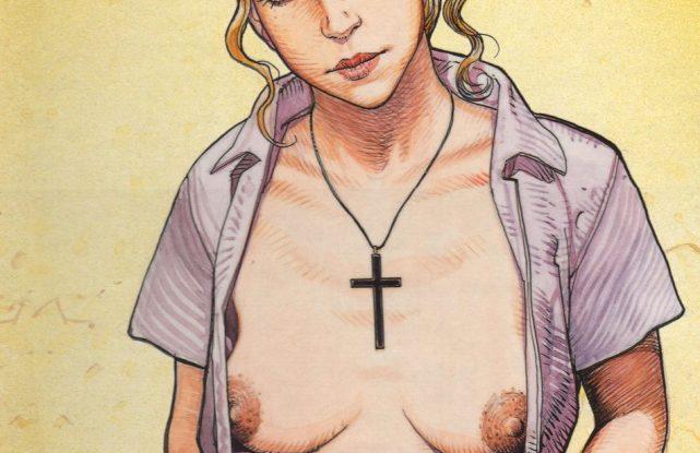 RECENZE komiksu Šílená ze Sacré-Coeur