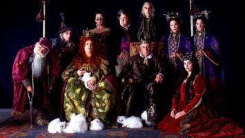 Gormenghast - televizní série BBC