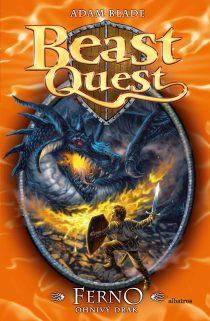 Adam Blade: Beast Quest 1 - Ferno, ohnivý drak