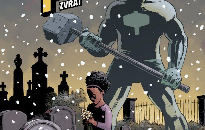 RECENZE komiksu Cerna palice #2