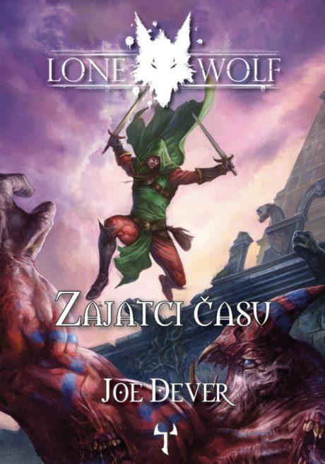 Joe Dever: Lone Wolf - Zajatci času