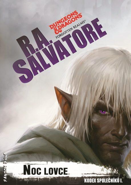 R. A. Salvatore: Kodex společníků - Noc lovce