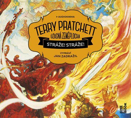 Terry Pratchett: Úžasná Zeměplocha - Stráže! Stráže!