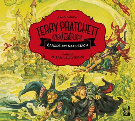 Terry Pratchett: Úžasná zeměplocha - Čarodějky na cestách