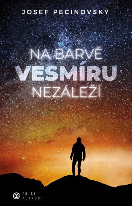 Josef Pecinovský: Na barvě vesmíru nezáleží