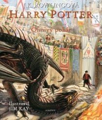 Joanne Kaathleen Rowlingová: Harry Potter a Ohnivý pohár