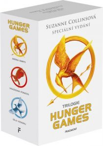 Suzanne Collinsová: Hunger games