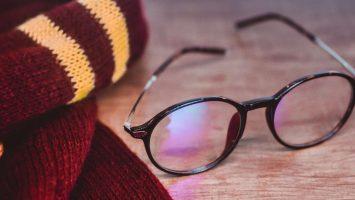 Brýle jako Harry Potter