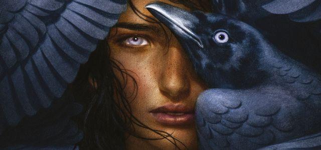 Kalyn Josephsonová: Bouřná vrána Zdroj: výřez knižní obálky