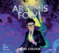 Eoin Colfer: Artemis Fowl - audiokniha