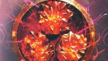 Čarodějný přízrak je závěrečným dílem jedné ze sérií proslulého cyklu Shannara od Terryho Brookse - Shannarův temný odkaz. Zdroj: výřez zahraniční obálky.-