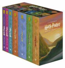 Joanne Kathleen Rowlingová: Harry Potter box 1-7