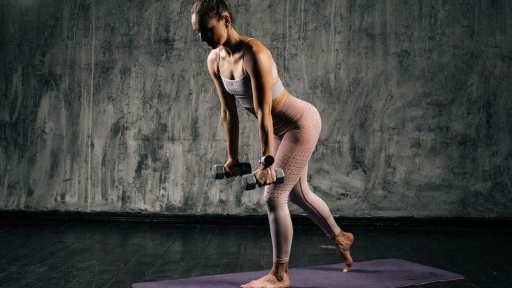 Cvičení s činkami
